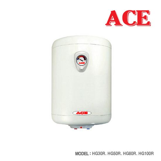 [ACE] 저장식 전기온수기 100L HG100R 2.5Kw