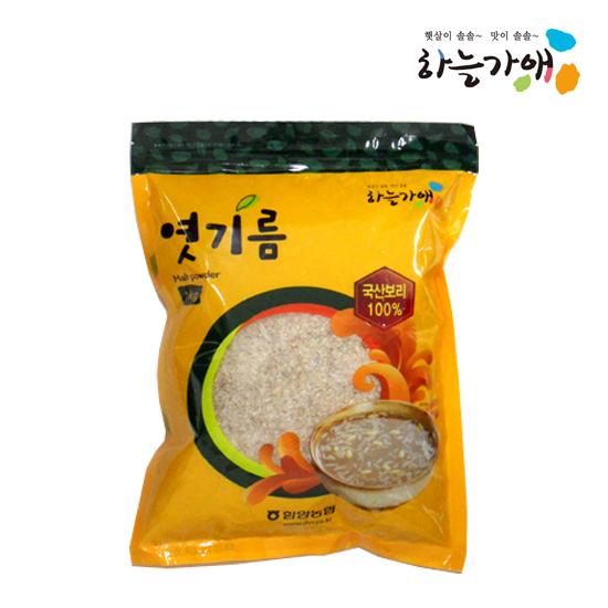 [하늘가애] 안전한 먹거리 전문 함양농협 엿기름 1kg