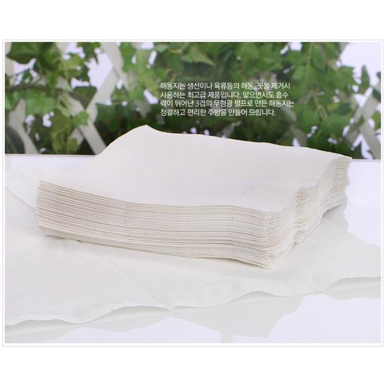 [서부산업] 해동지 2겹 30g 1,200장/1박스