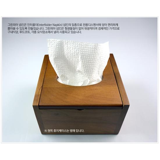 [서부산업] 뽑아쓰는 내프킨 90매*100속/1박스