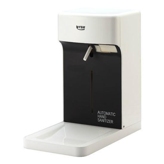[유성산업] 자동 손소독기 YSM-620 전기,건전지겸용 + 소독제 1BOX(1L*6EA)