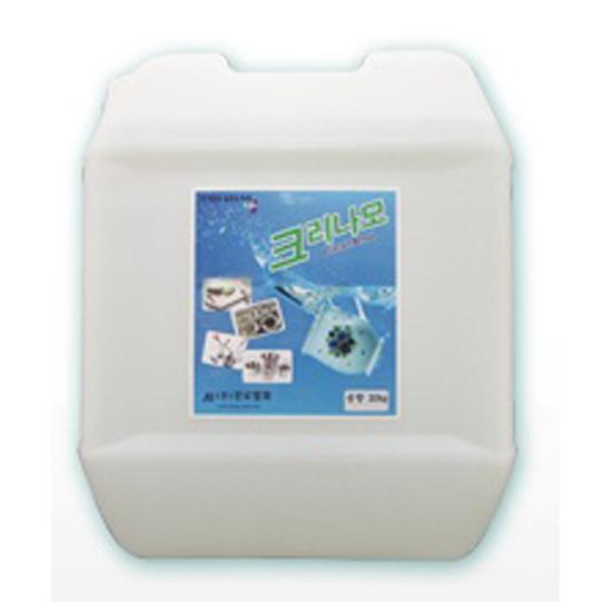 [진로발효 살균제] 크리나모 20L 1통 / 16KG(4KG*4통)/기구 살균소독